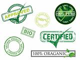 Ecology stamps