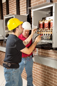 Industrial Maintenance Work