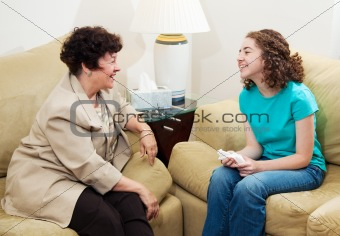 Counseling - Friendly Conversation