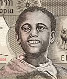 Young Man from Ethiopia