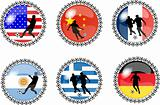 soccer buttons set 1