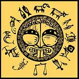 Western Primitive Zodiac #1