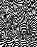 Zebra print background closeup