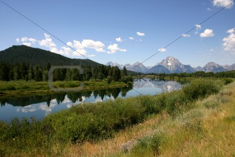 ~ Oxbow Bend ~