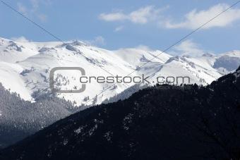 Aristarhos Telescope on Helmos Mountain