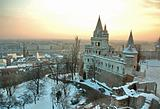 Budapest - Fishermen's Bastion