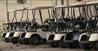 Carts At The Ready