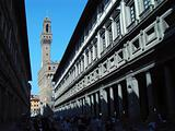 Palazzo Vecchio, Galerei Uficci, Florence