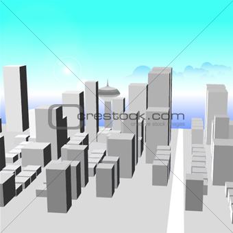 City (Vector)