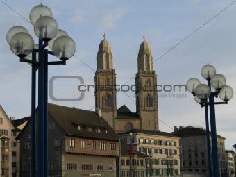 Grossmünster Cathedral