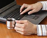 Espresso laptop
