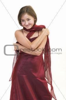 Little burgundy princess 4
