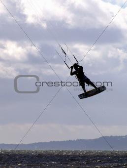 Kite Surfing 1