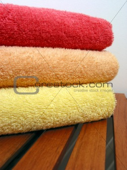 Towel stack 6