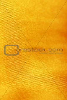  orange gold silk