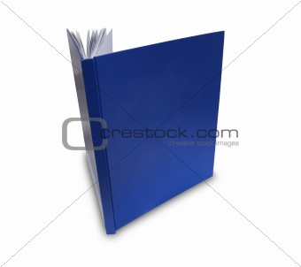 Blank Cover Book