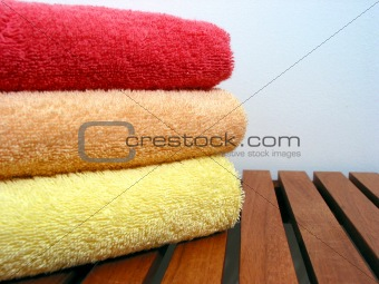 Towel stack 3