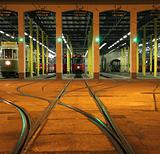 THE TRAM SHED