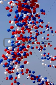 Celebration Balloons Released