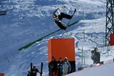 Snowboarder in the halfpipe 3