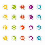 Simple Icons Office this and that