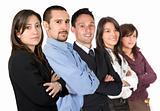 business team - young entrepreneurs