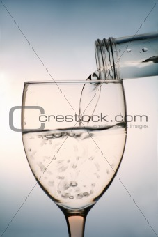 pouring water 2