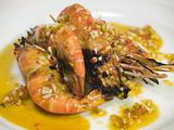 Spicy Grilled Prawns