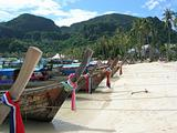 Touristboats,Phi Phi Islands
