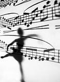 Stock Photograph: Dancer