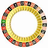 Roulette WITHOUT ball
