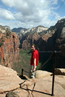 Angel's Landing Summit