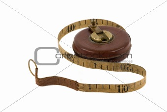 Antique Measuring Tape