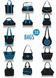 Bags silhouettes 2