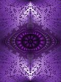 Abstract Detailed Purple Background Texture