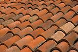 Roofing tile texture
