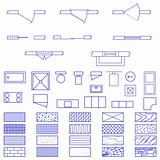 Common Blueprint Symbols