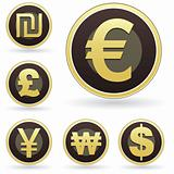 International Currency Symbols