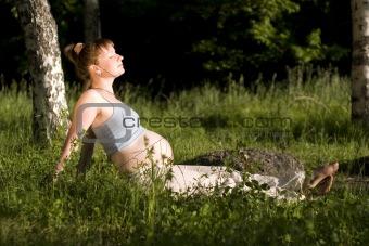 Pregnancy relax