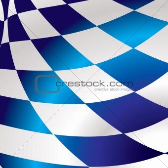 blue checkered square