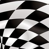checkered square