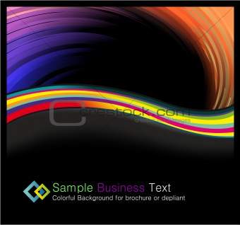 Abstract Background for Brochures