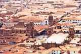 Cusco Tilt Shift