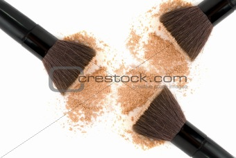 Three powder