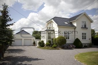 Beautiful Danish villa