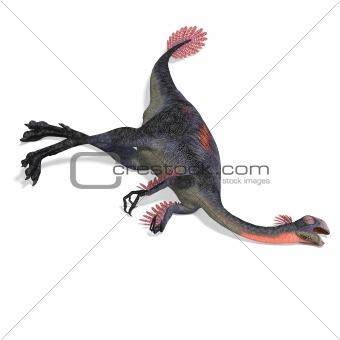 giant dinosaur gigantoraptor