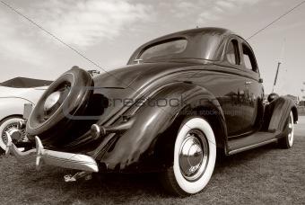 Old automobile