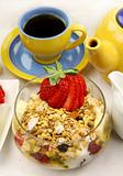 Muesli And Tea