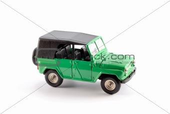 Off-road car (4x4)