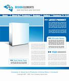 Web Site Elegant Template